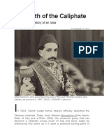 The Myth of the Caliphate