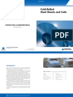 Sheet Material thickness widthTolerances