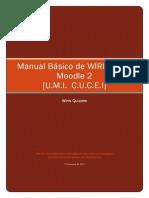 Manual Basico de WssssIRIS Para Moodle 2