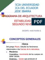 Conceptos_generales de estabilidad