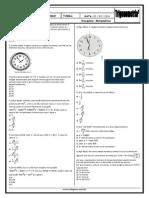 Trigonometria Lista 2 Muito Boa Gabaritada