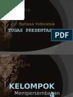 Tugas Pola Membaca Cepat Bahasa Indonesia