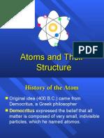 2013 atoms