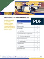 Ctl Assessment Rubrics