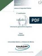 Unidad 0. Información General de La Asignatura