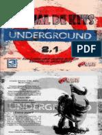 3d&T-manual de Kits Underground