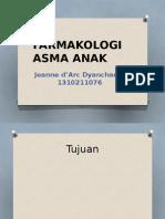Farmakologi Asma