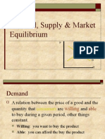 Deamand analysis presentation