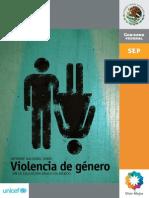 Estudio Violencia Genero
