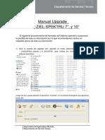 Manual Firmware Ziel 7 y 10 -Binc-Spektru