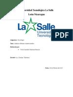 Análisis de las reformas constitutivas de Nicaragua
