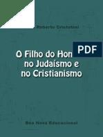 Cristofani o Filho Do Homem No Judaismo e Cristianismo
