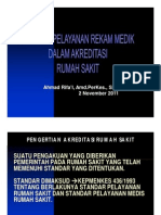 akreditasirmdisampaikanahmadrifai-120811204734-phpapp01