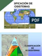 8.Clasificación de Ecosistemas y Ecología Aplicada