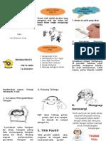 Senam Otak Leaflet
