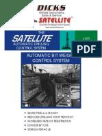 Dicks Oilfield Satellite Auto Driller