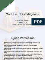 PPT Torsi Magnetik