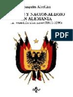 Abellan Joaquin - Nacion Y Nacionalismo en Alemania