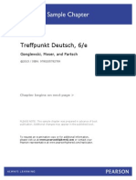 Treffpunkt Deutsch, 6-e