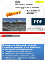 Plan Nacional de Defcivil (Sinagerd)