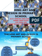 Teaching Art and Design in Primary School