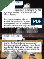 Cofucius & Animisme