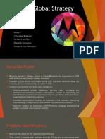 Motorola Global Strategy (Final)