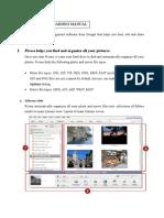 Picasa Manual