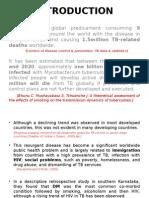 Presentation Intro tuberculosis