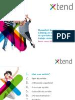 Xtend - Presentación WS Portfolio
