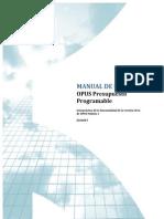 Manual para OPUS