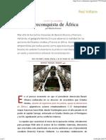 130130_La Reconquista de África , Por Manlio Dinucci
