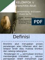 61099437 Ppt Bronchitis