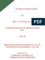 History of Scotland 3