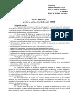 Regulamentul Privind Pregatirea Tezei de Licenta La USEM