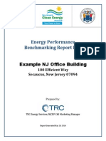 Energy Benchmark Example Office Building