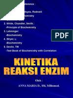 Kinetika Reaksi Enzim_KBK 2013