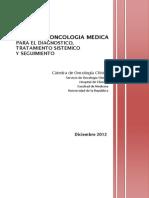 Pautas de Oncologia Médica - Diciembre 2012 - Version Final 22Mayo2013_LIMPIO
