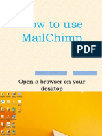 Shelly_Lopez_How to Use MailChimp