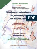 Evoluzioneealimentazione Daiprimimammiferiall Homosapiens DispensadiTranslifeRevelationCap8