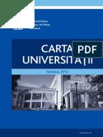 Carta Usv 2012