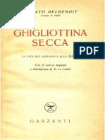 Ghigliottina Secca 1 di 6