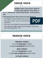 Presentación ULAC Día IV - Passive Voice, Causative Form.ppt