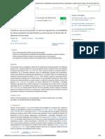 Fenólicos Cáscara de Granada_ La Microencapsulación, La Estabilidad de Almacenamiento de Ingredientes y Potencial Para El Desarrollo de Alimentos Funcionales