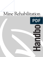Mine Rehabilitation Handbook