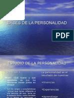 Bases de la Personalidad.ppt