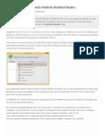 Entorno de Desarrollo Android (Android Studio)02