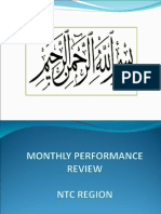 Performance Review Template TAXILA