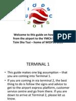 HK AIRPORT TO YMCA TST