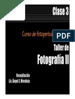 Clase 3 Fotoperiodismo